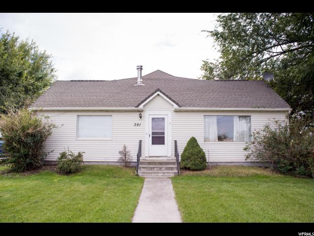 Single Family for Sale at 391 W 800 S 391 W 800 S Lewiston, Utah 84320 United States