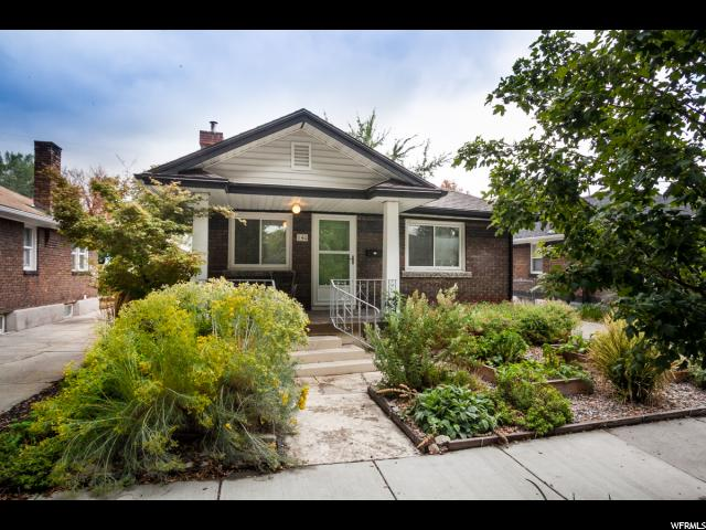 148 E YALE AVE, Salt Lake City UT 84111