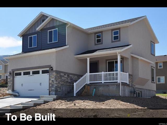 单亲家庭 为 销售 在 280 E CARLY Drive 280 E CARLY Drive Grantsville, 犹他州 84029 美国