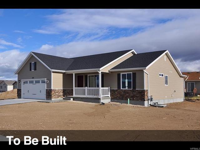 单亲家庭 为 销售 在 281 E CARLY Drive 281 E CARLY Drive Grantsville, 犹他州 84029 美国