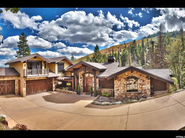 Single Family for Sale at 6910 CANYON Drive 6910 CANYON Drive Park City, Utah 84098 United States