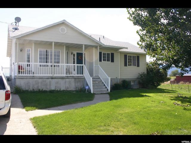 Single Family للـ Sale في 3590 W 3000 N 3590 W 3000 N Benson, Utah 84335 United States