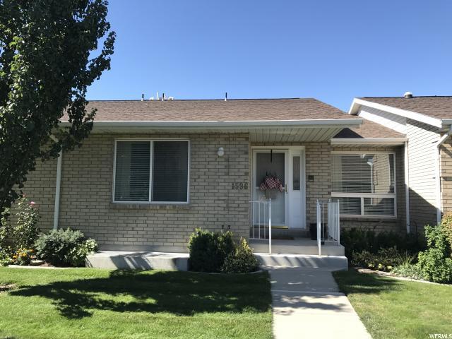 Appartement en copropriété pour l Vente à 1596 W CORNERSTONE WAY 1596 W CORNERSTONE WAY South Jordan, Utah 84095 États-Unis