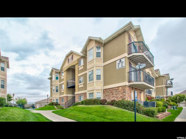 Condominium for Sale at 6838 S CLAYTON RIDGE WAY 6838 S CLAYTON RIDGE WAY Unit: A12 West Jordan, Utah 84084 United States