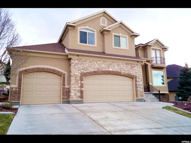 Unique la famille pour l Vente à 1462 E TUMBLEWEED WAY 1462 E TUMBLEWEED WAY Draper, Utah 84020 États-Unis