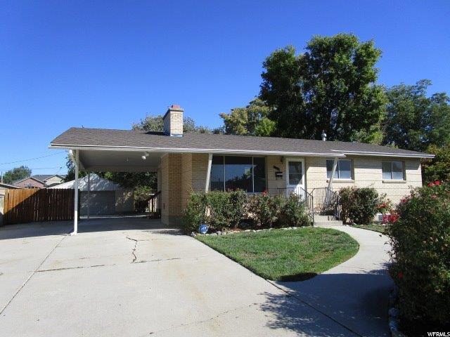 Один семья для того Продажа на 193 E NICOLETTI Drive 193 E NICOLETTI Drive Midvale, Юта 84047 Соединенные Штаты