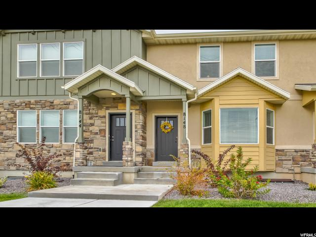 Townhouse for Sale at 8148 N ROCK CREEK COVE Lane 8148 N ROCK CREEK COVE Lane Eagle Mountain, Utah 84005 United States