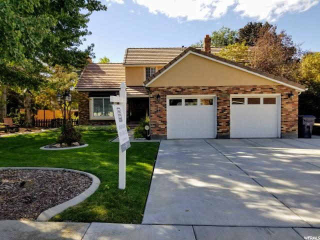 8560 S PEBBLE CREEK CIR Sandy, UT 84093 - MLS #: 1483013