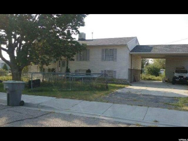 Один семья для того Продажа на 290 E 200 N 290 E 200 N Huntington, Юта 84528 Соединенные Штаты