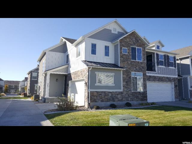 Townhouse for Sale at 243 E ALHAMBRA Drive 243 E ALHAMBRA Drive Saratoga Springs, Utah 84045 United States