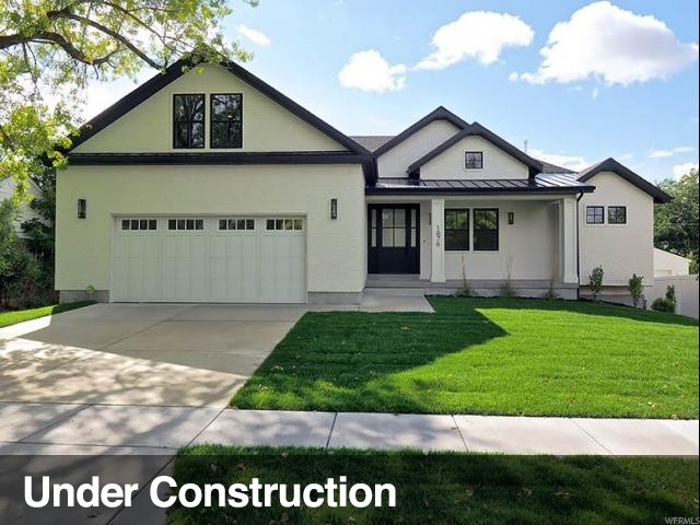 Single Family for Sale at 1876 E KENSINGTON 1876 E KENSINGTON Salt Lake City, Utah 84108 United States