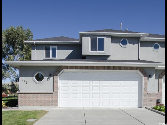 Twin Home for Sale at 113 N HILLSBOROUGH 113 N HILLSBOROUGH Pleasant View, Utah 84414 United States