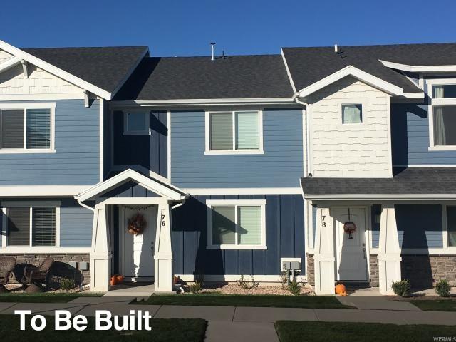 Casa unifamiliar adosada (Townhouse) por un Venta en 5171 W ARIA Court 5171 W ARIA Court Unit: 1096 Herriman, Utah 84096 Estados Unidos
