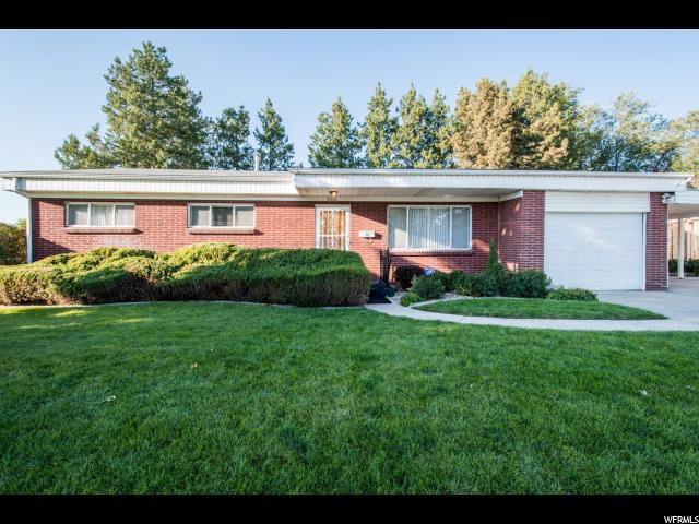 Single Family for Sale at 2611 E GREGSON Avenue 2611 E GREGSON Avenue Salt Lake City, Utah 84109 United States