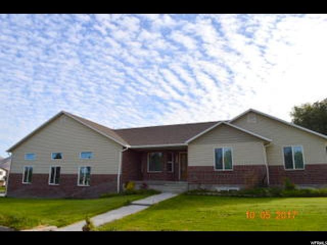 Single Family for Sale at 9588 N 4400 W 9588 N 4400 W Elwood, Utah 84337 United States