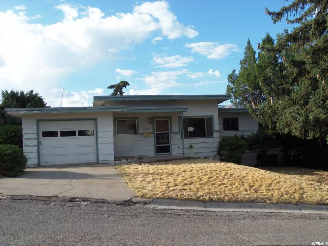 Single Family for Sale at 1465 LOS ALTOS WAY 1465 LOS ALTOS WAY Pocatello, Idaho 83201 United States