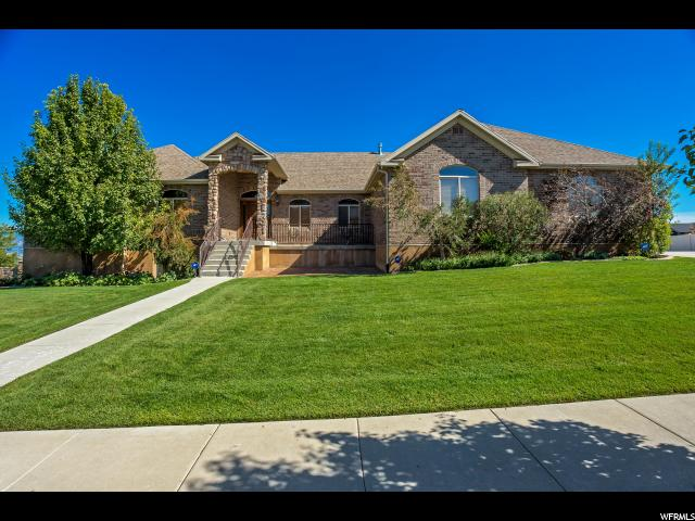 Single Family for Sale at 15021 S 2990 W 15021 S 2990 W Bluffdale, Utah 84065 United States
