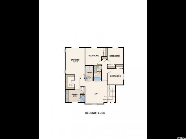 Additional photo for property listing at 7491 S BRIDGE MAPLE Lane 7491 S BRIDGE MAPLE Lane Unit: 2040 西约旦, 犹他州 84081 美国