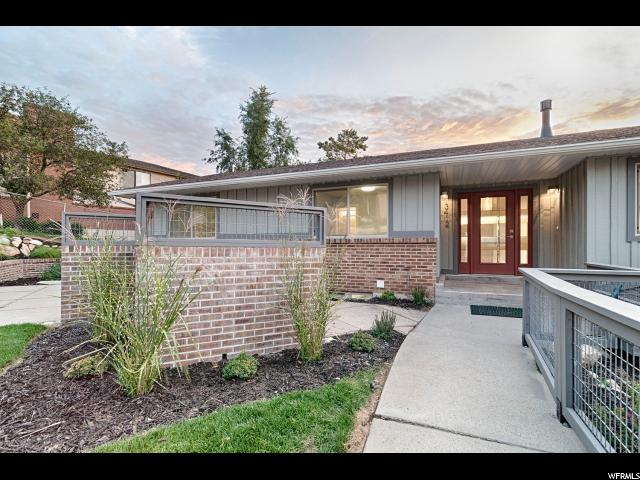 Single Family for Sale at 3412 E MILE HIGH Drive 3412 E MILE HIGH Drive Salt Lake City, Utah 84124 United States