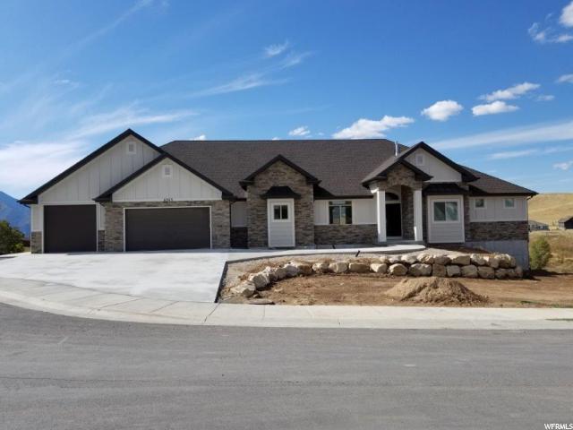 Single Family للـ Sale في 6363 N STONE RIDGE Drive 6363 N STONE RIDGE Drive Mountain Green, Utah 84050 United States