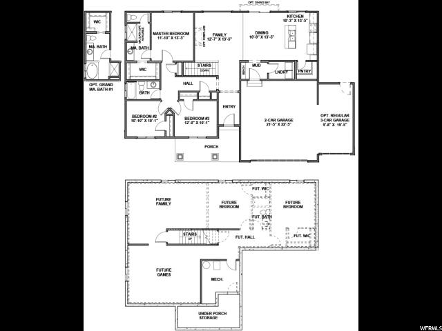 1796 S 680 Unit LOT212 Provo, UT 84601 - MLS #: 1483481