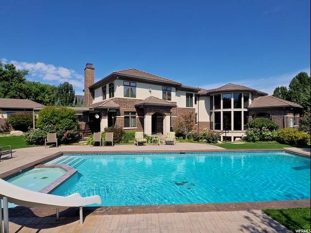 Single Family for Sale at 2014 E REGAL STREAM CV 2014 E REGAL STREAM CV Cottonwood Heights, Utah 84121 United States