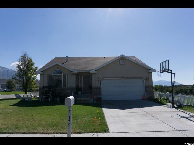 392 E EVERGREEN RD, Springville UT 84663