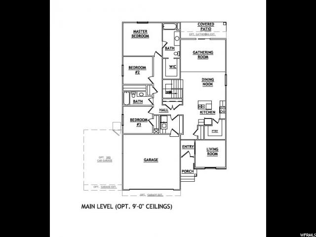 467 TRAVERTINE WAY Unit BAXTER Santaquin, UT 84655 - MLS #: 1483725