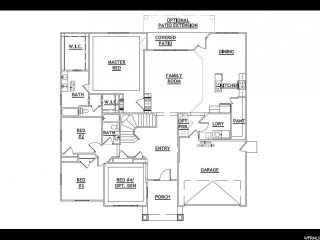 467 TRAVERTINE WAY Unit CALDWE Santaquin, UT 84655 - MLS #: 1483729