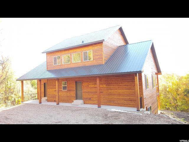 Recreational Property للـ Sale في 22679 N 13799 E 22679 N 13799 E Fairview, Utah 84629 United States