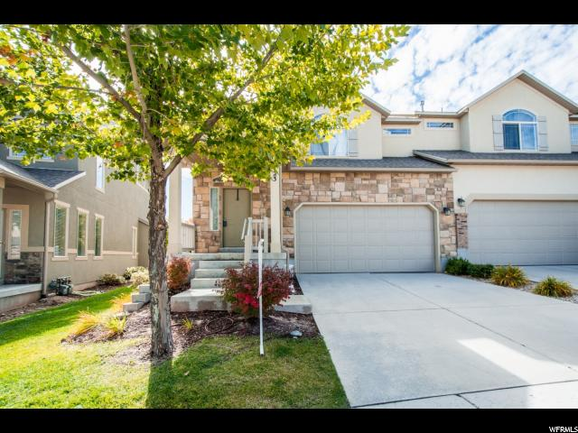 Townhouse for Sale at 7123 W COTTAGE PT 7123 W COTTAGE PT Unit: 1417 West Jordan, Utah 84088 United States