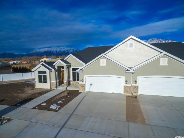 1158 N REESE DR Unit LOT 23 Provo, UT 84601 - MLS #: 1483780