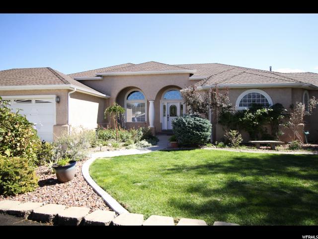 Single Family للـ Sale في 1623 S HILLCREST Drive 1623 S HILLCREST Drive Cedar City, Utah 84720 United States