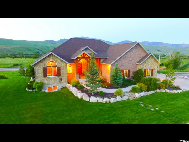 Single Family for Sale at 3740 N 3675 W 3740 N 3675 W Peterson, Utah 84050 United States