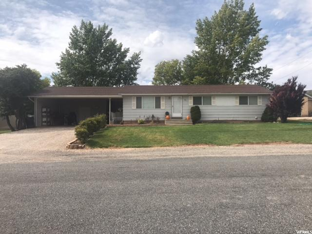 Single Family for Sale at 65 N 400 W 65 N 400 W Aurora, Utah 84620 United States