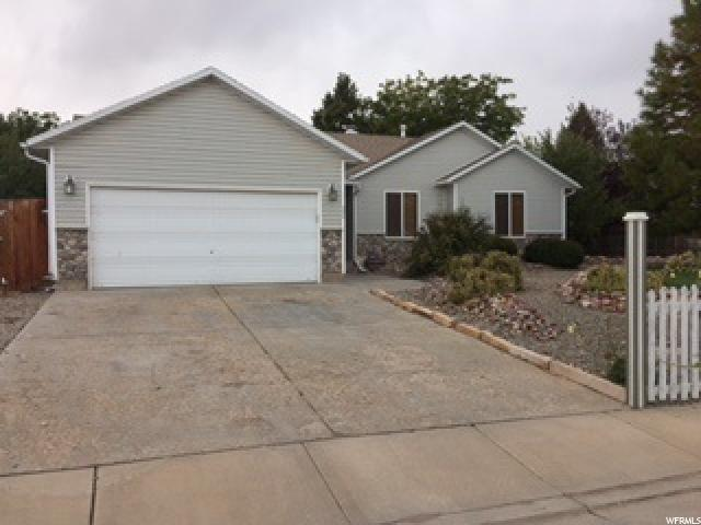 694 S 1900 Vernal, UT 84078 - MLS #: 1483963