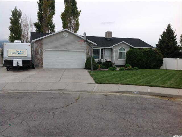 5778 S CLEAR VISTA CIR, Salt Lake City UT 84118