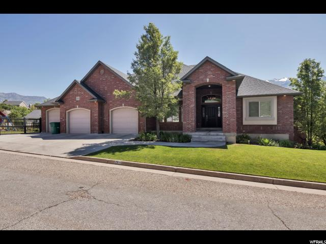Single Family for Sale at 2814 E DEERE VALLEY Drive 2814 E DEERE VALLEY Drive Layton, Utah 84040 United States