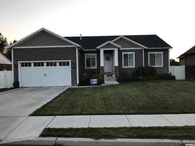 Single Family للـ Sale في 7542 S 520 E 7542 S 520 E Midvale, Utah 84047 United States