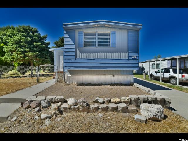 واحد منزل الأسرة للـ Sale في 3344 W REGENCY PARK Drive 3344 W REGENCY PARK Drive West Valley City, Utah 84119 United States
