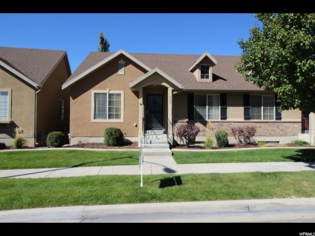Maison accolée pour l Vente à 3157 E RIVER BOTTOM Road 3157 E RIVER BOTTOM Road Spanish Fork, Utah 84660 États-Unis