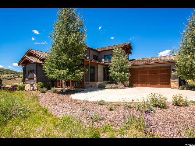 Single Family for Sale at 3270 E THUNDERHAWK Trail 3270 E THUNDERHAWK Trail Kamas, Utah 84036 United States