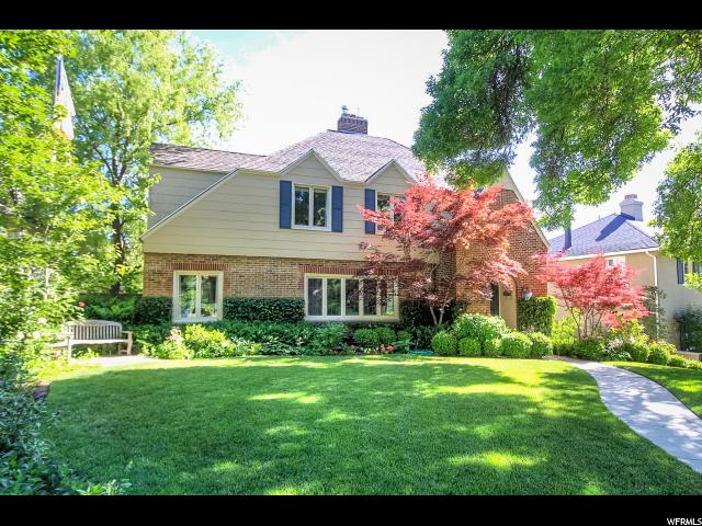 1524 E ARLINGTON DR Salt Lake City, UT 84103 - MLS #: 1484291