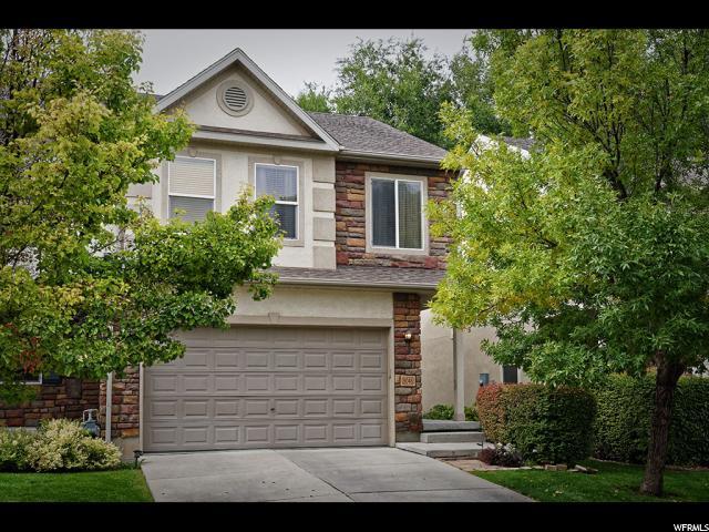 Townhouse for Sale at 8048 LISMORE Lane 8048 LISMORE Lane West Jordan, Utah 84088 United States