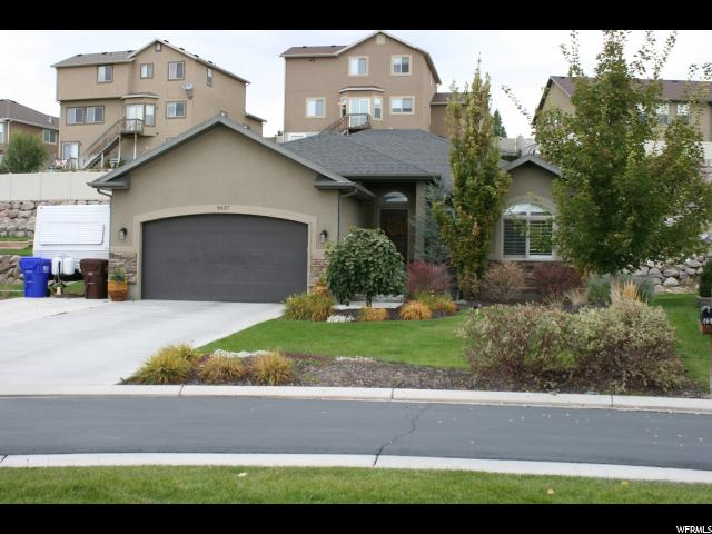 4637 W SILVER CREEK WAY Eagle Mountain, UT 84005 - MLS #: 1484637