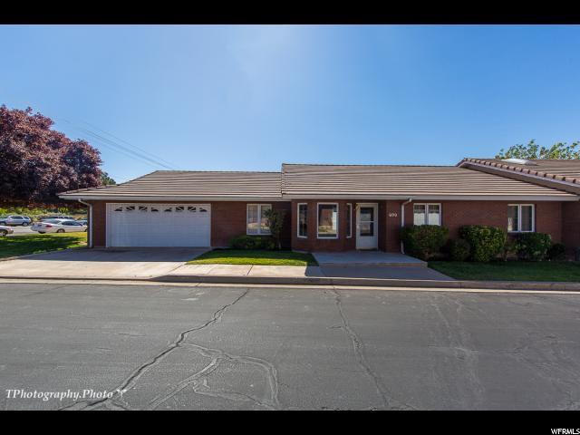 Maison accolée pour l Vente à 690 E 160 S 690 E 160 S St. George, Utah 84770 États-Unis