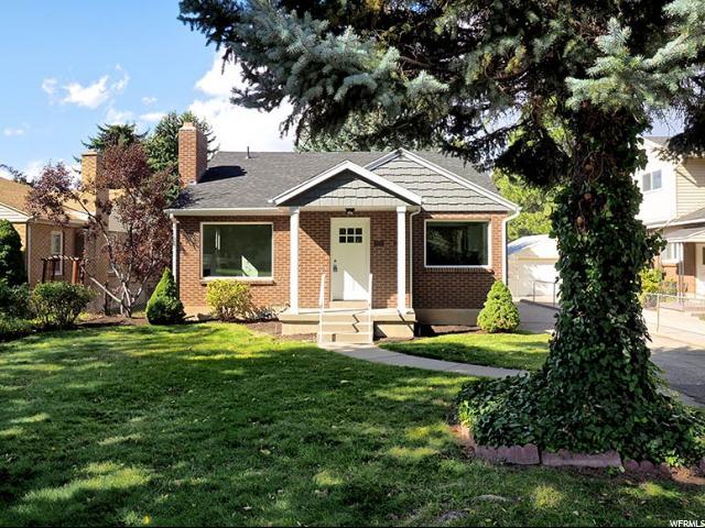 Single Family for Sale at 3182 S 1885 E 3182 S 1885 E Millcreek, Utah 84106 United States