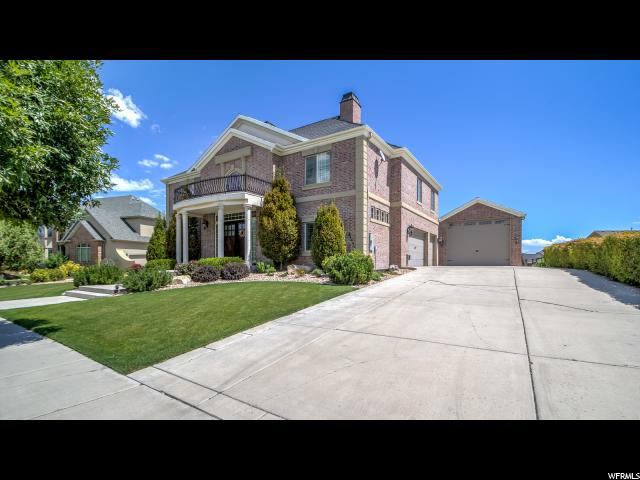 Single Family for Sale at 8164 N SIMPSON SPRINGS Road 8164 N SIMPSON SPRINGS Road Eagle Mountain, Utah 84005 United States