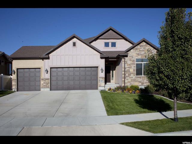 Unifamiliar por un Venta en 10459 S WALNUT CANYON Lane 10459 S WALNUT CANYON Lane South Jordan, Utah 84009 Estados Unidos
