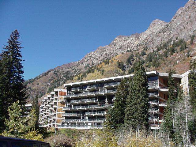 شقة بعمارة للـ Sale في 9260 E LODGE Drive 9260 E LODGE Drive Unit: 605 Snowbird, Utah 84092 United States